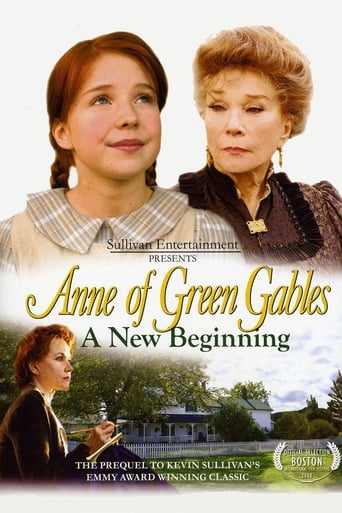Poster of Anne of Green Gables: A New Beginning