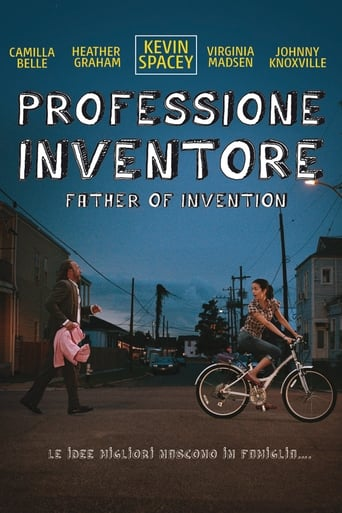Poster of Professione inventore