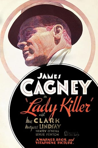Poster of Lady Killer