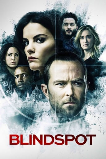 Poster of Blindspot
