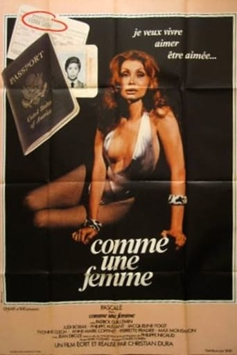 Poster of Comme une femme
