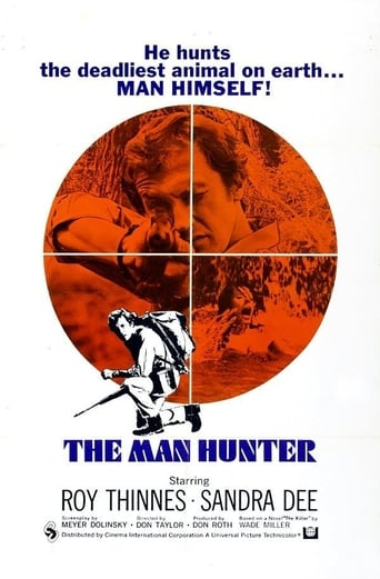 Poster of The Manhunter
