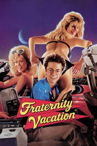 Poster Fraternity Vacation