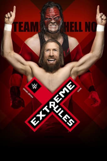 Poster of WWE Extreme Rules 2018