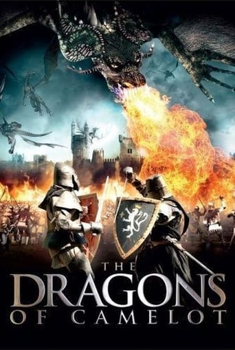 Poster of The Dragons of Camelot