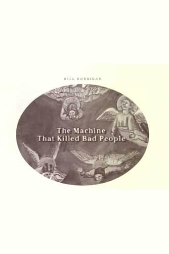 Poster of The Machine That Killed Bad People