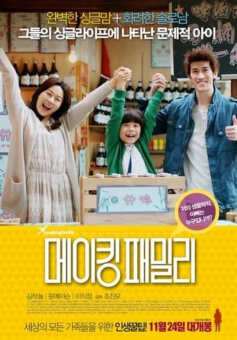 Poster of Making Family