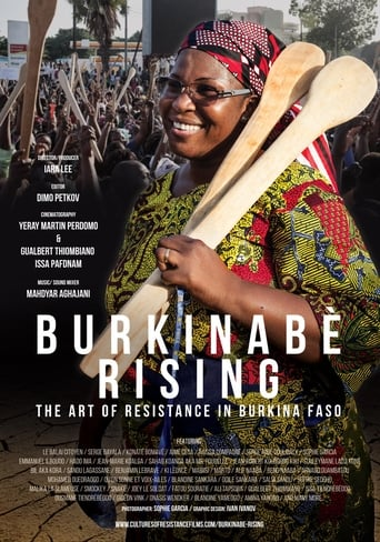 Poster de Burkinabè Rising - The Art of Resistance in Burkina Faso (2018)