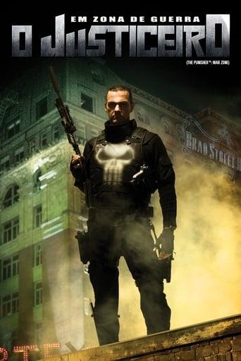 O Justiceiro: Em Zona de Guerra - Poster