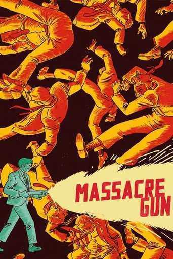 Poster of Massacre Gun
