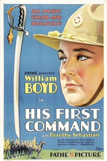 Watch His First Command 1929 full online free