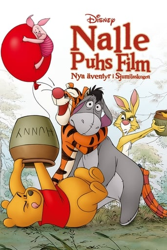 Nalle Puhs film - Nya äventyr i Sjumilaskogen
