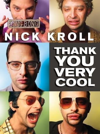 Poster of Nick Kroll: Thank You Very Cool