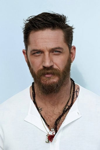Tom Hardy isJames Keziah Delaney