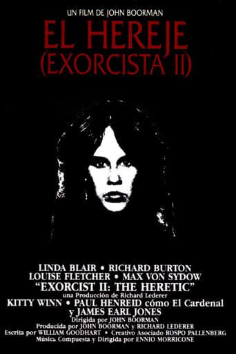 Poster of El exorcista II: El hereje