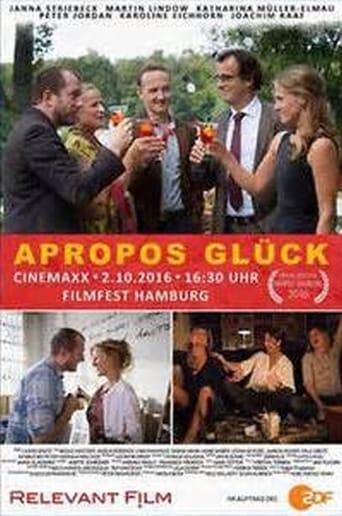 Poster of Apropos Glück