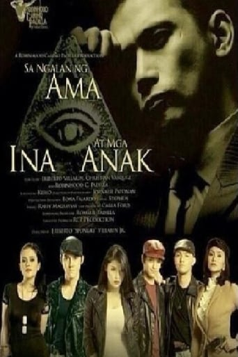 Sa Ngalan Ng Ama, Ina, At Mga Anak movie poster