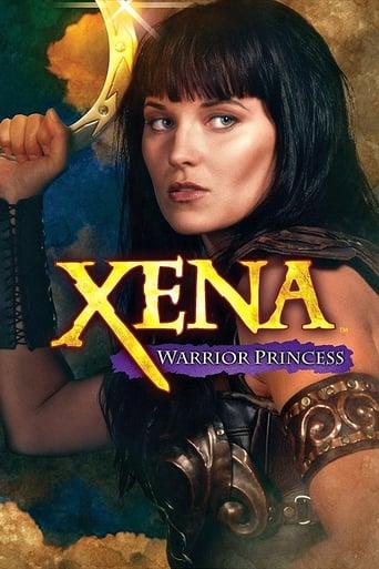 Poster of Xena, la princesa guerrera