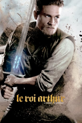 Poster of Le Roi Arthur : La Légende d'Excalibur