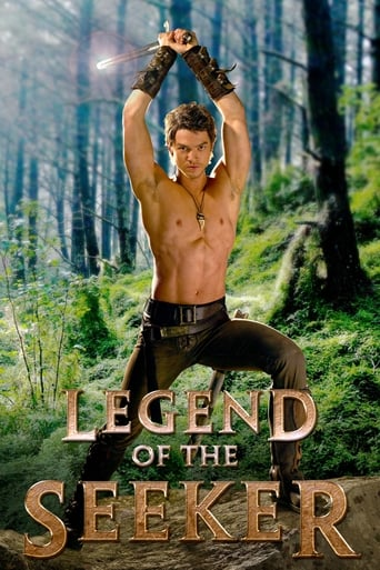 Poster of Legend of the Seeker