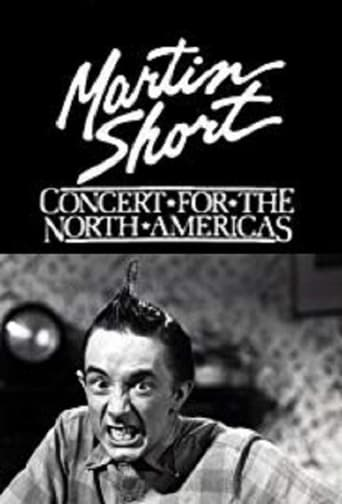 Poster of Martin Short: Concert for the North Americas