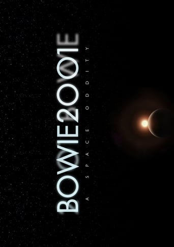 Poster of Bowie 2001 A Space Oddity