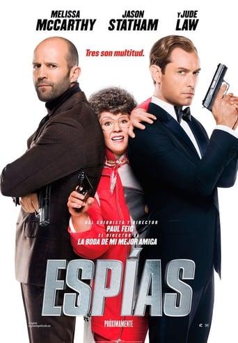 Poster of Espías