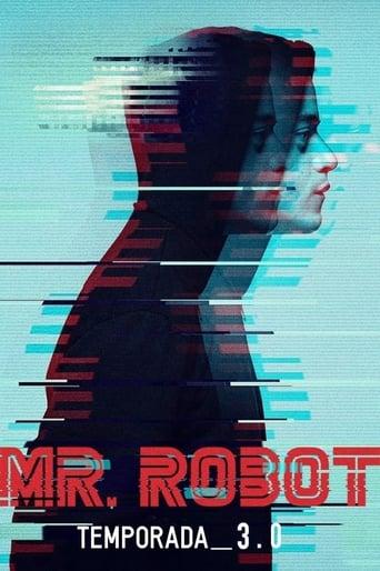 Mr. Robot Sociedade Hacker 3ª Temporada - Poster