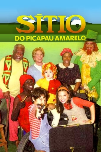 Poster of Sítio do Picapau Amarelo