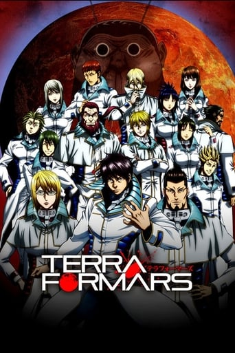 Terra Formars 1-12 1080p Sem Censura Download torrent