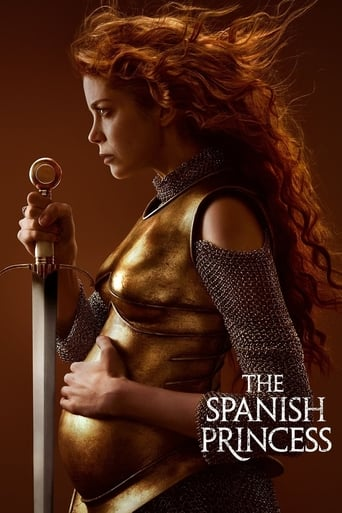 Poster The Spanish Princess