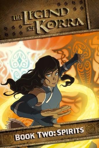 Avatar A Lenda de Korra 2ª Temporada - Poster