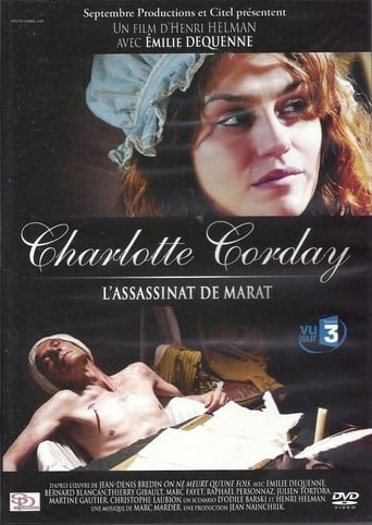 Poster of Charlotte Corday