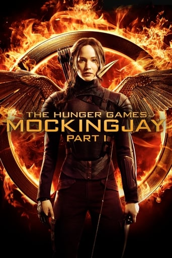 Poster of The Hunger Games: Mockingjay - Part 1