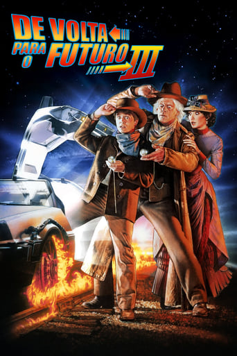 De Volta para o Futuro III - Poster