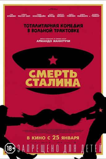 Poster of Смерть Сталина