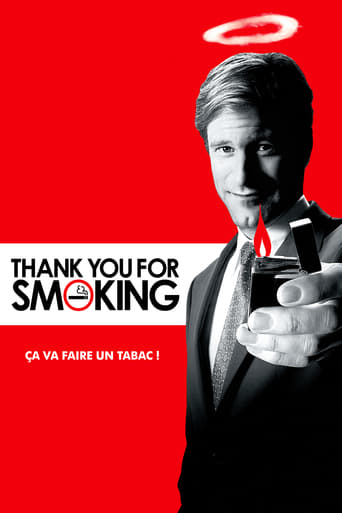 Poster of Thank You for Smoking