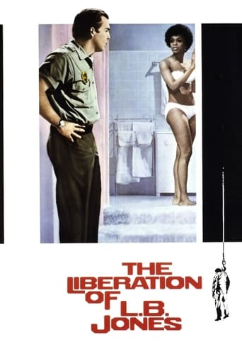 The Liberation of L.B. Jones poster