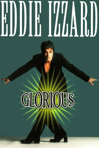 Poster of Eddie Izzard: Glorious