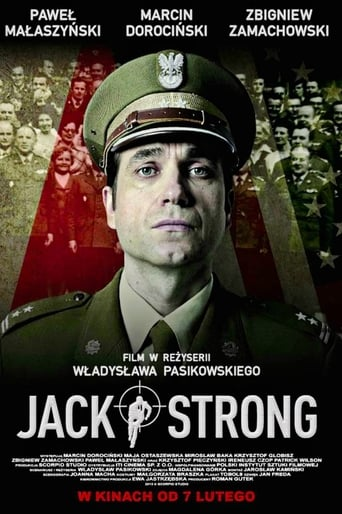 Poster of Jack Strong