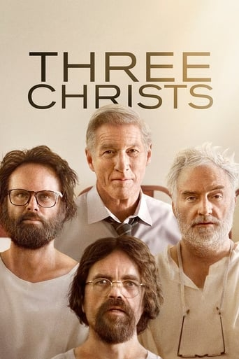 portada Three Christs