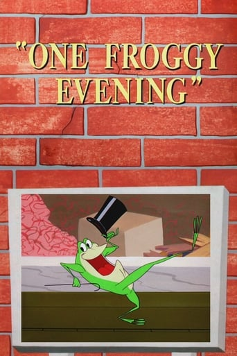 One Froggy Evening image