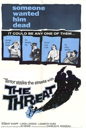 Poster of The Threat fragman