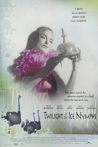 Poster of Twilight of the Ice Nymphs