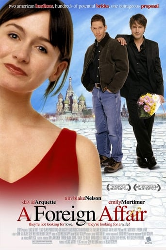 Poster of 2 Brothers & A Bride (A Foreign Affair)