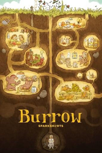 Burrow Poster
