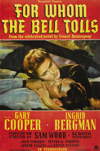 Watch For Whom the Bell Tolls Full Movie Online Putlockers