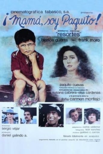 Poster of Mamá, soy Paquito
