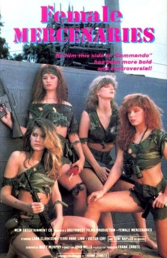 Poster of Female Mercenaries