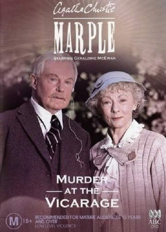 Poster of Miss Marple: The Murder at the Vicarage
